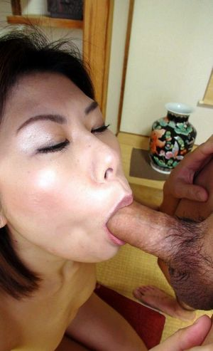 This sexy asian wife is a secret..