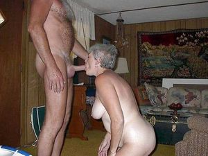 Thick granny suck dick, these old..