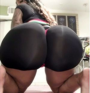 Big black ass, babes with round asses..
