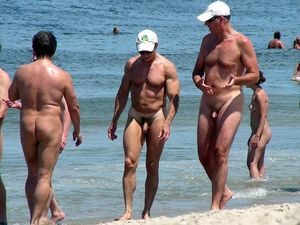 Spain gay beach, nude males, cock hunter