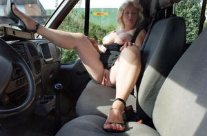 Hot housewives spreading their legs..