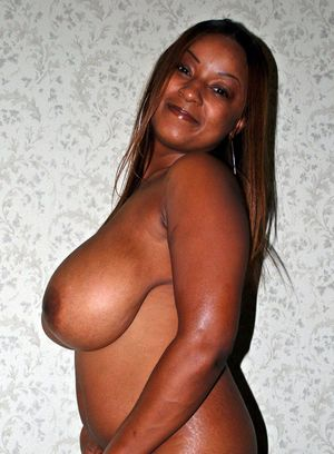Black ex-wife, milf with big tits and..